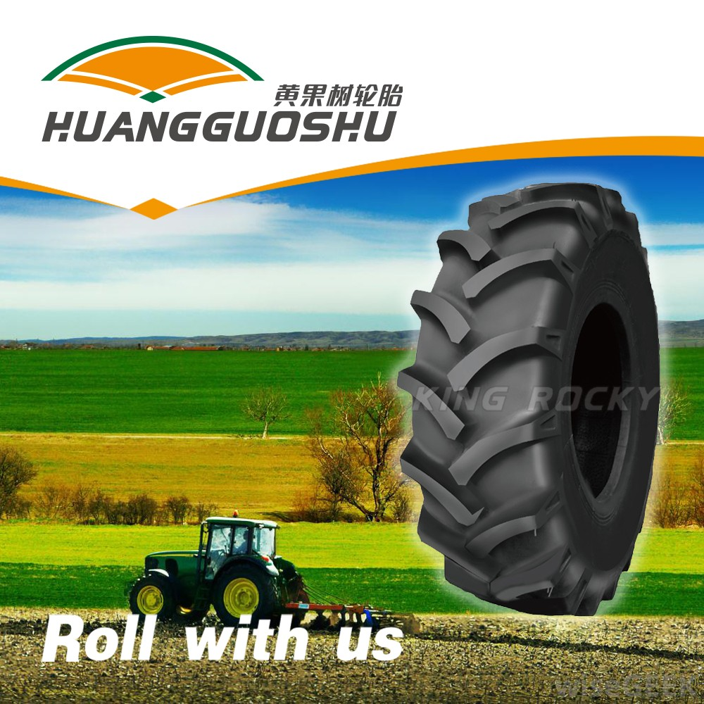 16.9-34 backhoe tyre used for farm machine