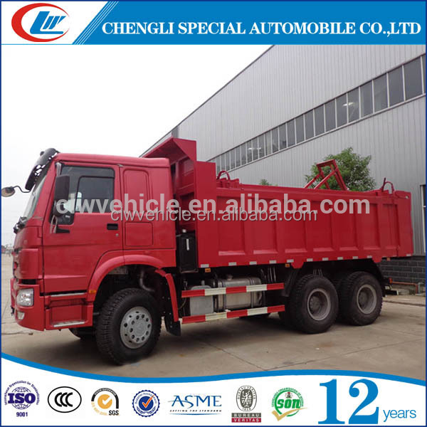 FOTON Forland 95Hp 4X2 5 ton dump truck for sale