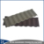 Classic style galvanized zinc color stone coated metal roof tile