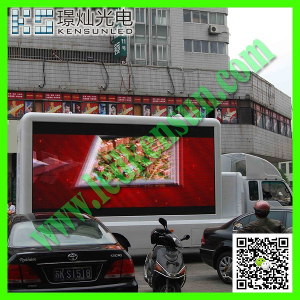 Waterproof traffic LED display led rgb 5mm rental led display Energy saving traffic LED display