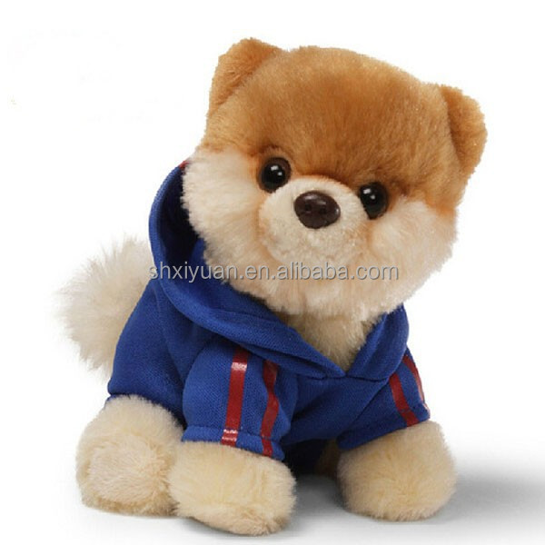 Custom names for dog toy stuffed pomeranian puppies