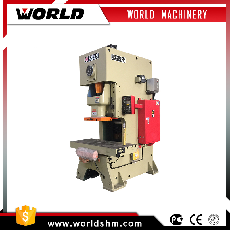 Excellent 10 ton machine used mechanical power hydraulic press