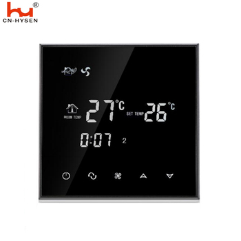 Electric fan thermostat,air conditioner temperature controller remote,digital thermostat 24v