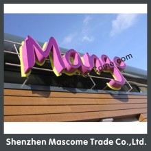 Magic ! magnetic floating led light , led light sign