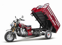 150cc Red Cargo 2.2m Three wheel motorcyle Factory direct sales