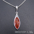 New Product For Sale Fashionable Jewelry Sets Amber Pendants & Charms DR032727P