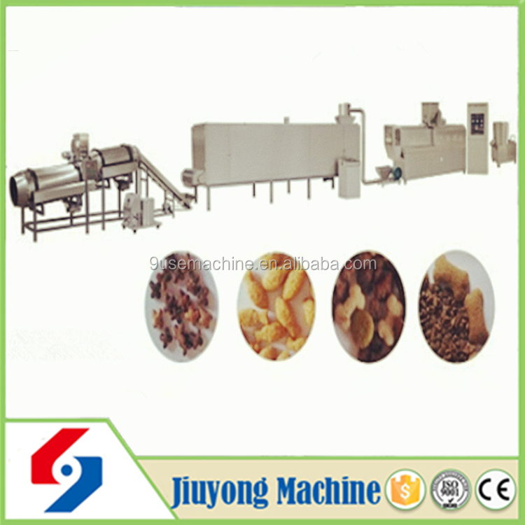 superior quality high efficiency dog pellet chews food production line