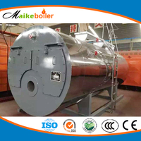 gas oil fired domestic hot water boiler