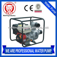 WT100 4'' central machinery pump