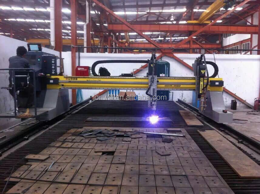 same Messer quality CNC plasma cutting machine directly from professional factory