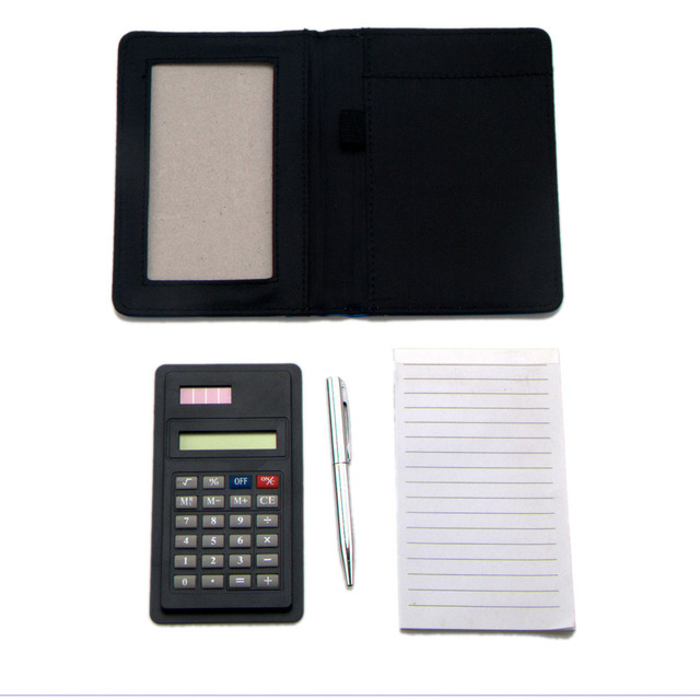 PN-2063 Note Book with Calculator