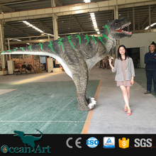 OABC 8029 High emulation realistic dinosaur adults carnival costume dino