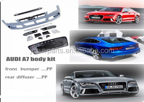A7 RS7 PP Style Auto Car Body Kits for Audi A7