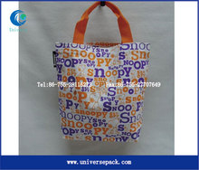 Tote With Label Personalized Printing Shopping Bags Hot Selling Factory Goods
