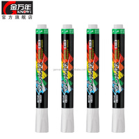 White permanent marker pen for black board G-0959
