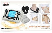 2015 Hot sale Double channel output tens ems therapy massager with CE and RoHS