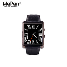 MaPan logo sync calling smart watch FM radio MW01 with mobile phone bluetooth