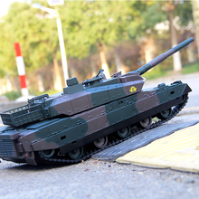 Upgraded High Quality Best Boys Toy Sound Light Remote Control RC Tank