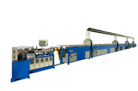 rubber extrusion hot air/microwave/CV/ continuous vulcanization/curing production line