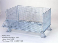 Customized Collapsible Metal Wire Cage