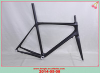 Dengfu hot sale carbon road bicycle frameset FM028 with ISP version