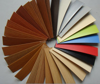 High output countertops panel edge trim/strips plastic/rubber strip