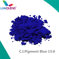 Coloring Agent Metal Complex Copper blue pigment powder C.I. Pigment Blue 15:6