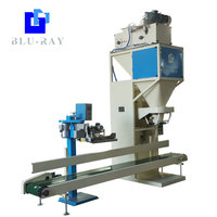High quality roasted peanuts floating fish feed pellet vertical long grain rice packing machine