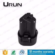 Makita 10.8V BL1013 BL1014 2000mAh Replacement Power Tool Rechargeable Lithium Ion Battery 194550-6 194551-4