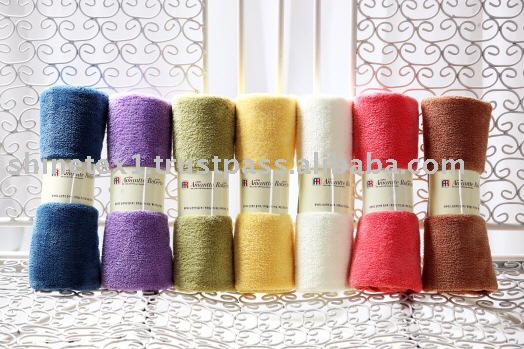 Luxury microfiber Hair Towel
