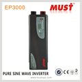 Top grade high quality pure sine wave advance 1500w inverter/ 1.5kw power inverter 220v 12v
