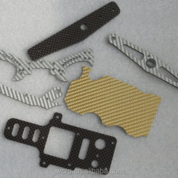 Carbon frame 3mm, 4mm, 5mm thickness