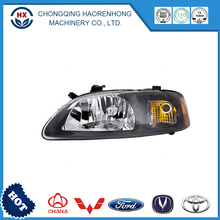 dc 12v car led daytime running light waterproof drl daylight lamp with turning signal light for toyota camry 2010-2011