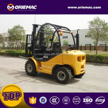 YTO 2.5t 3t Rough Terrain Hydrostatic Forklift with CE for Sale