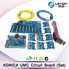 Brand new!!!Large format printer parts 512 konica umc board(set)