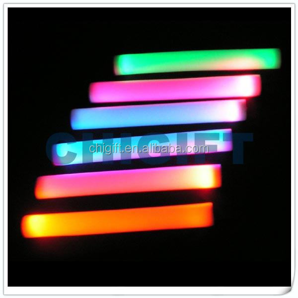 LED Sound Activated Foam Light Stick Baton