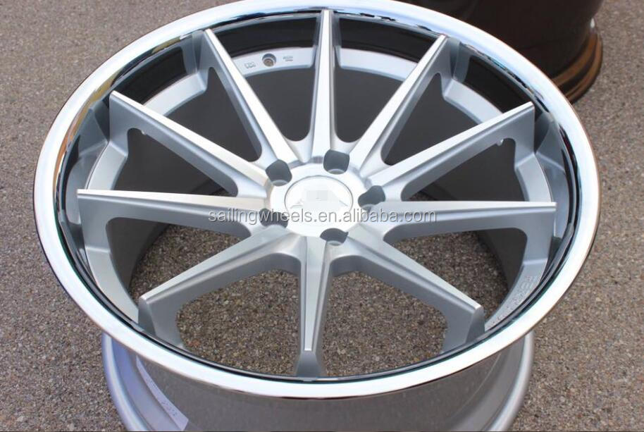hot wheel replica wheels for sale concave alloy wheel 18 inch 19 inch 5x114.3