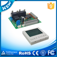 High quality electronic temperature control water pump control panel