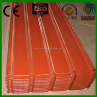 Corrugated Galvanized Aluzinc Steel Roofing Antique Metal Roof Tiles