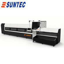 pipe tube 6m metal stainless steel cutting 1000w /1500w IPG fiber <strong>laser</strong> cutting machine