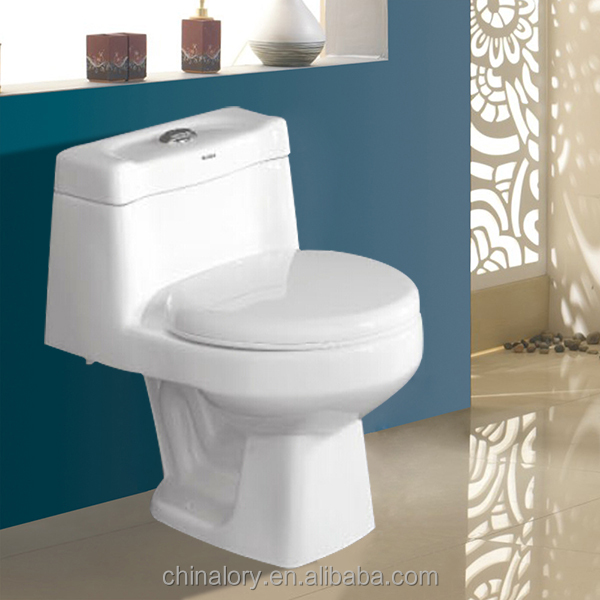 hot-selling ceramic one piece anglo indian water closet
