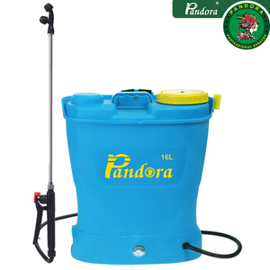 India 16L Pandora Lady Figure Agriculture Knapsack Battery Sprayer