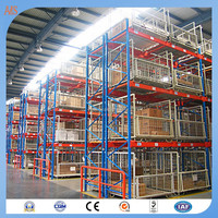 Warehouse Galvanized Welded Steel Mesh Wire Deck for Pallet Racking