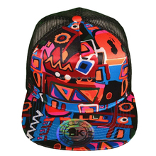 Flat bill nigga snapback caps hats men 5 panel trucker mesh sport hat cap