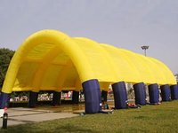 2012 new design giant inflatable car garage dome tent