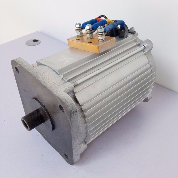 7.5kw 72v electric vehicle ac induction motor