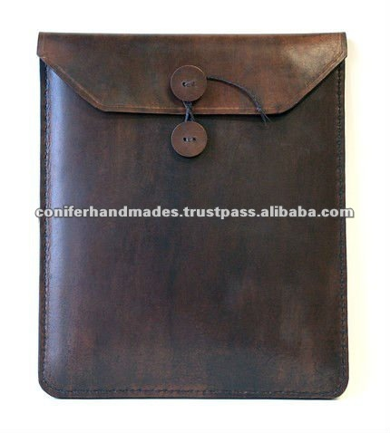 Handmade Leather I Pad Cases