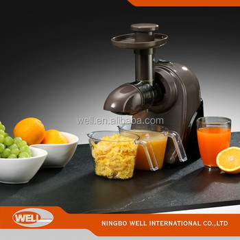 Latest Fruit Vegetable cold press slow juicer,Hurom Slow Juicer