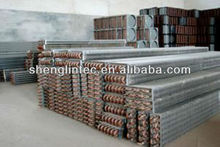 Extruded aluminum radiator for sale
