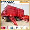Pandamech Draw Bar Semi Trailer,Full Trailer For Sale(other trailer optional)